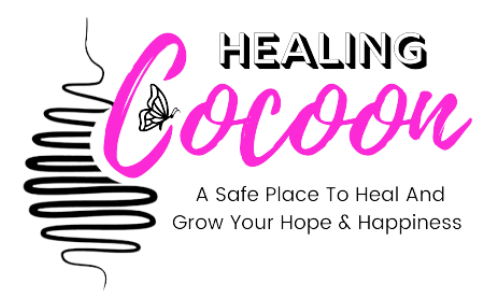 Healing Cocoon 90 day program to guide and support your healing and grow your hope and happiness