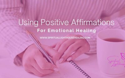 Positive Affirmations For Healing